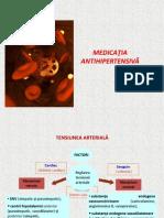 Curs 10 -Medicatia Antihipertensiva