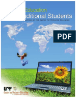 Processes and Practices at the Center for Distance Education