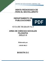 FILOSOFIA CICLO VI  3