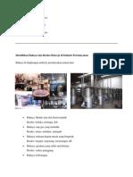 Identifikasi Bahaya Di Industri Minyak - Danar Aditya