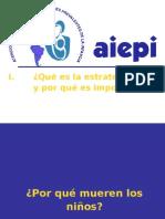 Componentes Estrategia AIEPI