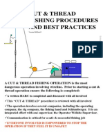 Fishing Operations (Best Practices)