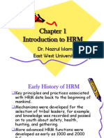 Lecture 1 Introduction to HRM