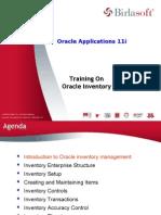 Oracle Inventory Latest Birlasoft