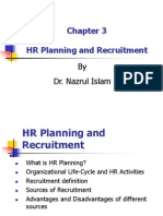 Lecture 3 HR Planning&Recruitment