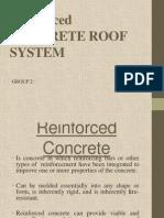 Roof Slab System