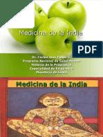 Medicina de La India