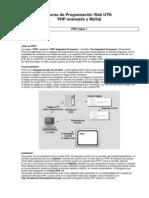 Curso Programacion Web - Php y Mysql