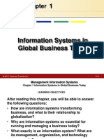 Management Information Systems CH 1 Laudon