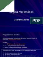 2.- Proposiciones, Cuantificadores (Matematicas Discretas)