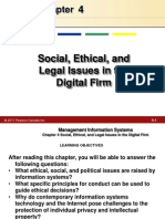 Management Information Systems Laudon Chapter 4