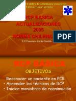 Reanimacion Basica 2007