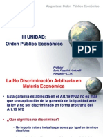 Orden Publico Economico UNAB. Parte II