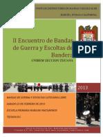 Unibem Tijuana Libre 2013 St