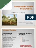 Sustainable Development in Halmahera