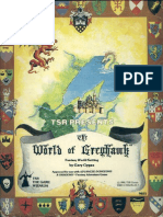 (1st Ed) the World of Greyhawk