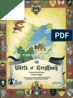 (1st Ed) the World of Greyhawk