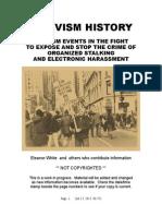 Organized Stalking and Electronic Harassment - Osah