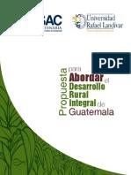 Desarrollo Rural Guatemala