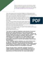 relatorio 3 bimestre