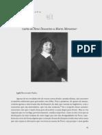 Descartes a Marin Mersenne