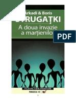 Arkadi & Boris Strugatki - A Doua Invazie a Martienilor v1.0