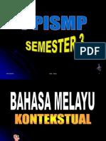 Bmk Ppismp Sem 3