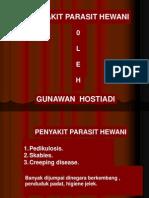 Penyakit Parasit [Dr. Gunawan]
