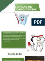 Tecnicas de Cepillado Dental