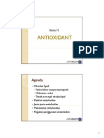 Modul 5 Antioxidant