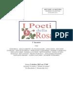 """Libretto """"I poeti della rosa"""""""