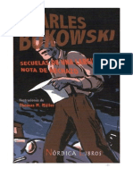 Bukowski, Charles - Secuelas de Una Larguisima Nota de Rechazo