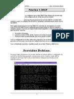 Practica 1 de DHCP