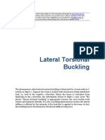 Http Www.inrisk.ubc.CA Process.php File=STRUCTURAL ANALYSIS Lateral Torsional Buckling