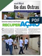 Jornal Oficial - Prefeitura de Rio Das Ostras - 614