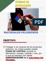 2.-Sistemas de Identificaciòn Materiales Peligrosos
