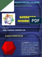 GEODESICA icosaedrica