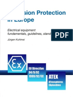 FAS547gb Explosion Protection in Europe Electrical Equipment Fundamentals, Guidelines, Standards