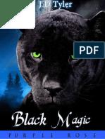 J.D. Tyler - Saga Alpha Pack - 01.5 Magia Negra