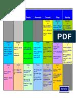 VIFF Programming Schedule - Oct. 7th update