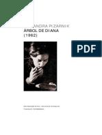 Pizarnik, Alejandra - Arbol de Diana [1962]