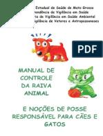 Manual Raiva [50 151009 SES MT]