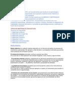 Materiales Educativos y Medios Didacticos.