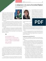 Anuario 2009 Dircom 20 Adaptarse Nueva Sociedad Digital