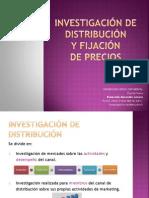 Inv de la distribución y fijación de precios v2