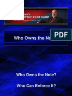 Max Gardner Explains Who Owns the Note