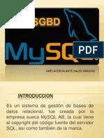 Gestores de Base de Datos Mysql