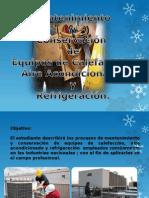 Mantenimiento de Aires, calefaccion....pptx