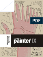 Manuale Corel painter IX