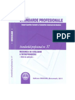 Standardul Profesional 37 Misiunea de Evaluare a Intreprinderii, Ghid de Aplicare, 2011